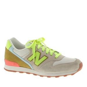 New Balance for J.Crew 696 Sneakers Sz 7.5 EUC